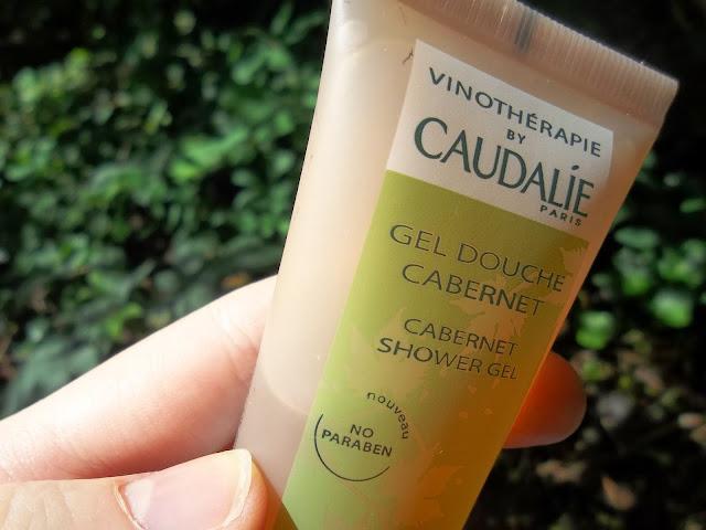 Gel Douche Cabernet - Caudalie