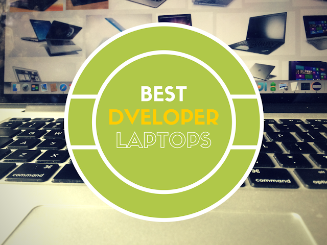 List of best developer laptops