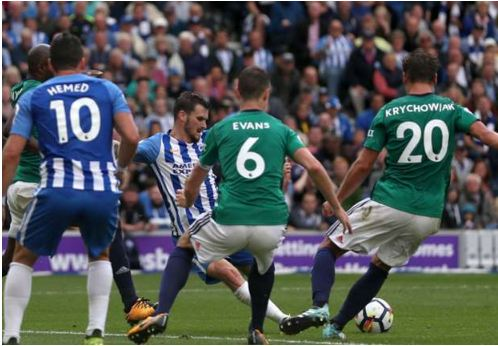 VIDEO: Brighton And Hove Albion 3 – 1 West Brom [Premier League] Highlights 2017/18
