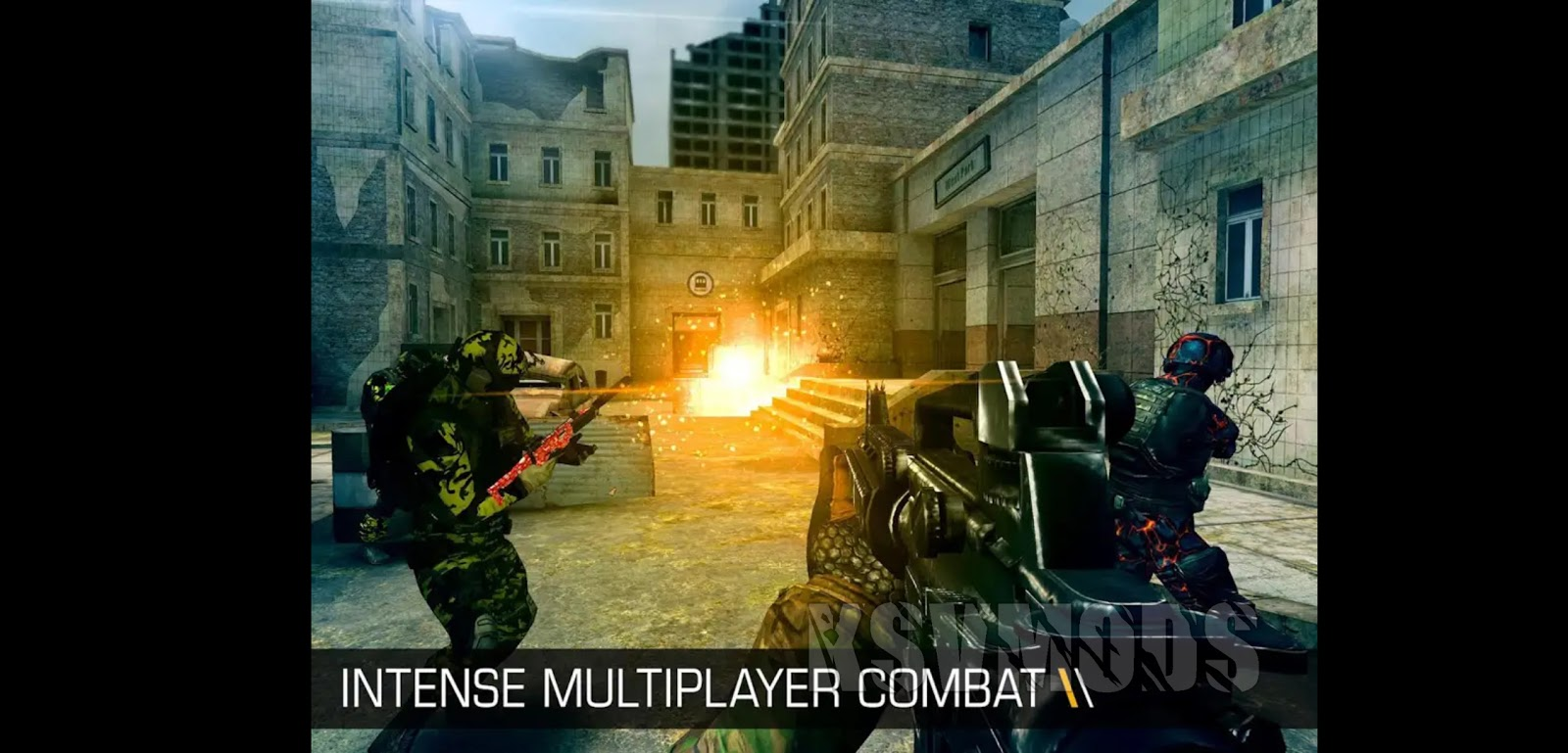 download bullet force mod apk obb