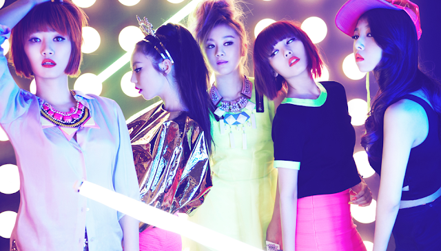 Foto Wonder Girls