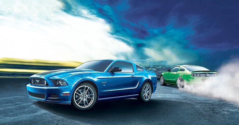 Limited edition 5.0L Mustang V8 GT Premium