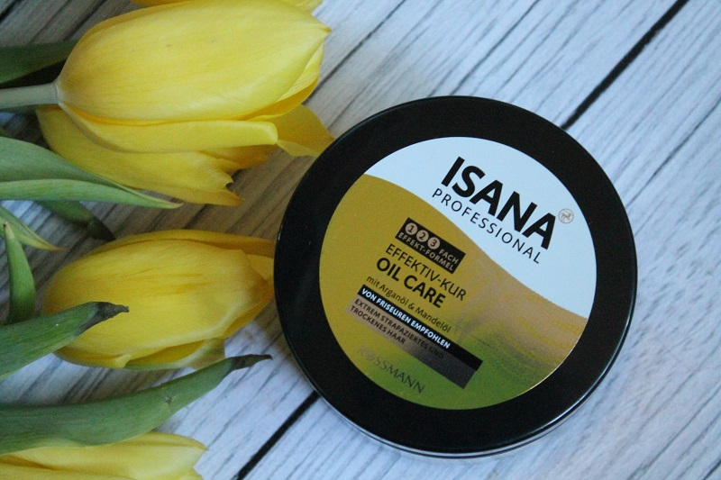 Isana Oil Care maska do włosów