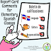 35 Report Card COMMENTS for Elementary Spanish Class (or any level!)