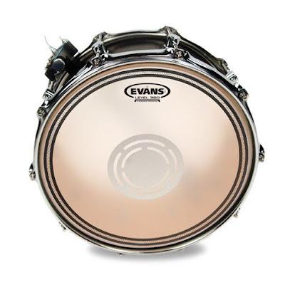 mặt trống snare D'Addario B14ECSRD