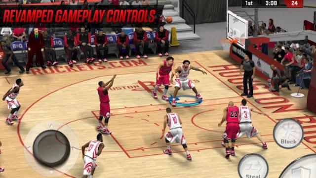 تحميل لعبة NBA 2K17 مهكرة مجانا