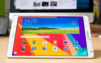 Wallpaper: Samsung Galaxy Tab S
