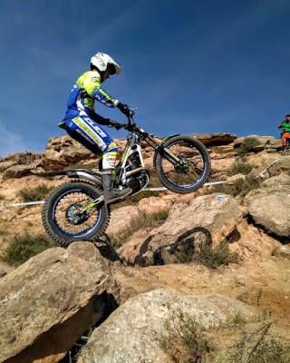 Victoria que hace que logre a falta de 2 pruebas el título de Campeón de Aragón TR1+ 2018