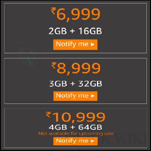 Redmi Price