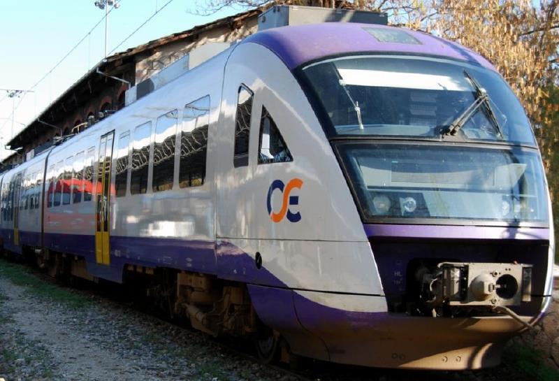 ΤΡΑΙΝΟΣΕ: Καταργείται η γραμμή Αεροδρόμιο - Κιάτο - Αεροδρόμιο