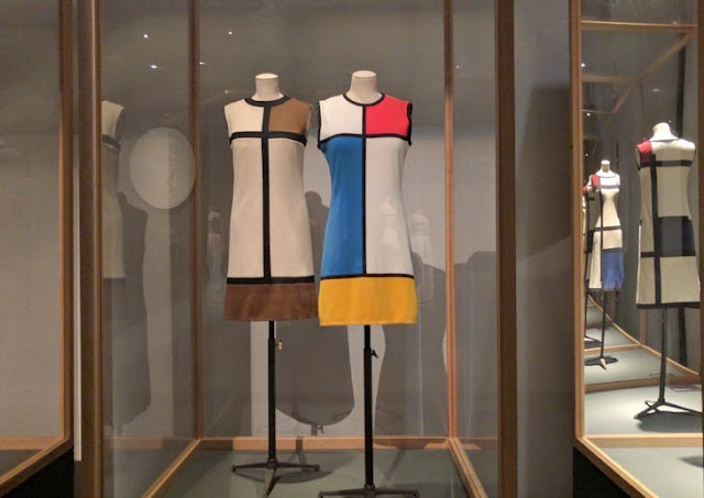 Barbican The Vulgar Mondrian Dress