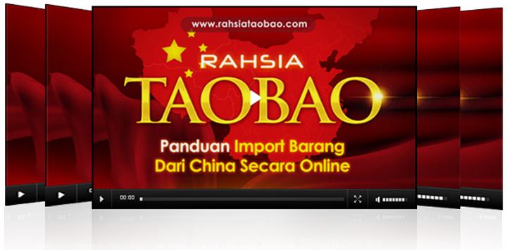 Tajuk 14 Video Rahsia TaoBao