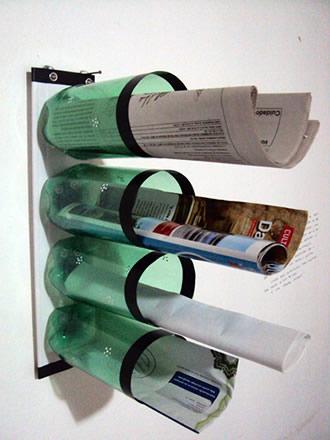 Porta jornal / revista