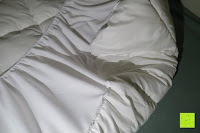 Stoff: MESANA Premium Matratzen-Schoner | Größe: 140x200 cm, Höhe: 27cm | weiß aus Soft Touch Microfaser | 100% Polyester | Matratzen-Auflage auch für Ihr Boxspring-Bett und Wasserbett | Unter-Bett