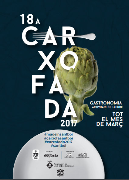 18ª edició de la Carxofada a Sant Boi de Llobregat