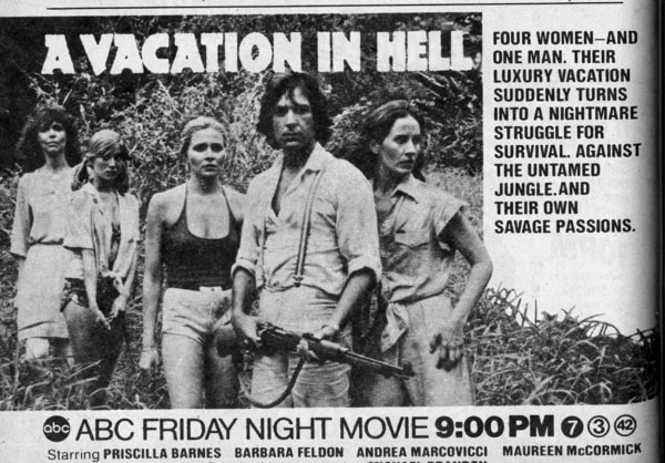 a vacation in hell 1979