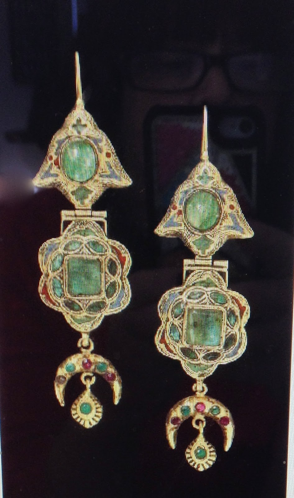 Love Of Vintage - Etsy Team: Jewelry of the Early 19th Century