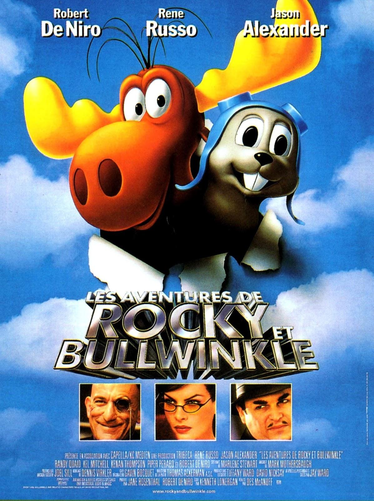 Rocky et Bullwinkle film