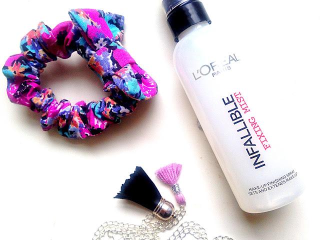 Loreal Infallible Fixing Mist Makeup Beauty Product