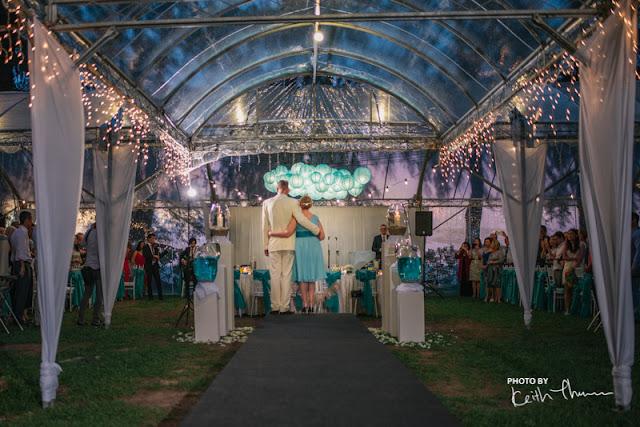 top beach wedding in Penang