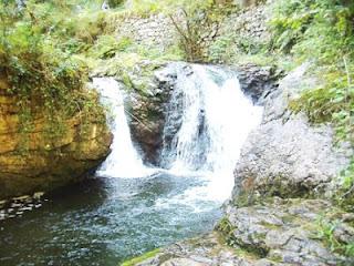 salto del río Alba