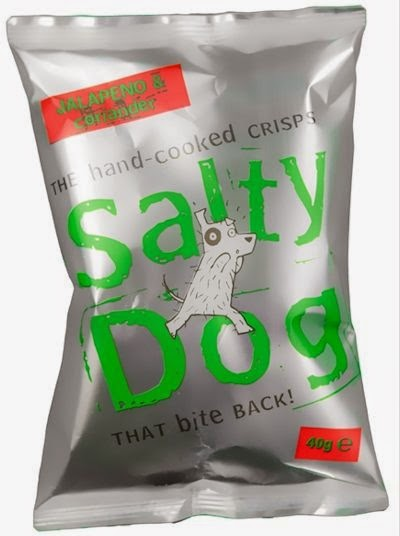 Salty Dog crisps