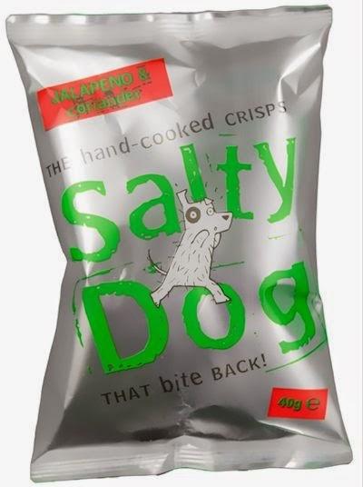 Salty Dog crisps