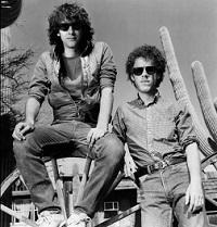 Los hermanos Coen allá por 1987