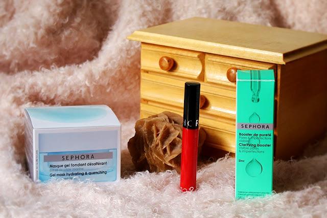 Zakupy kosmetyczne | Sephora, Estee Lauder, Nacomi, Schwarzkopf, Kneipp