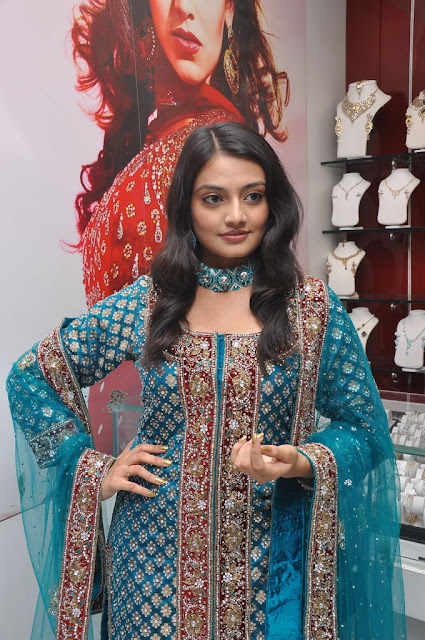 Nikitha Narayan at Zooni Designer Collection Launch