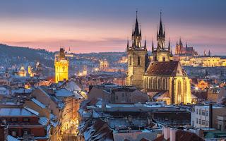 Prague Castile