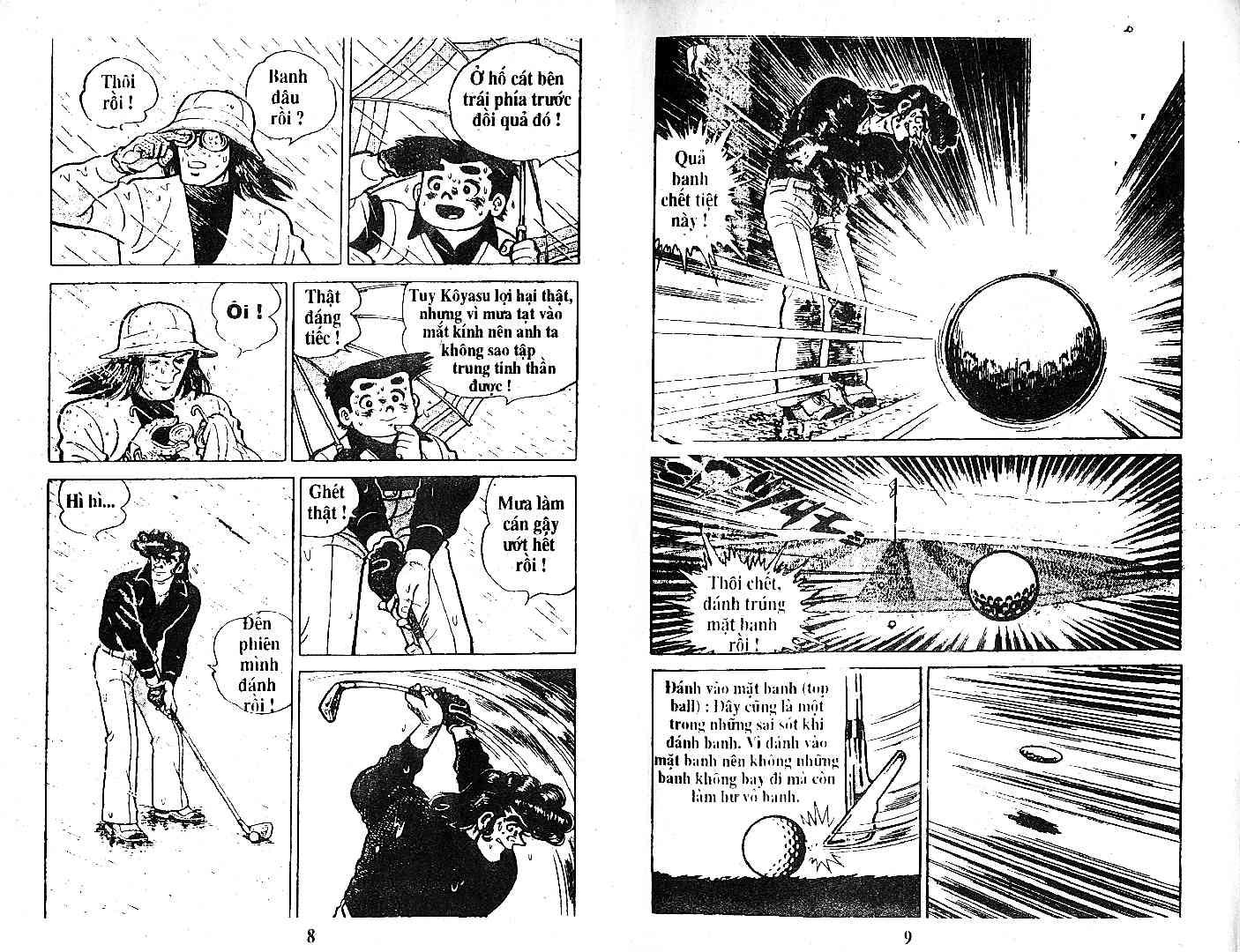 Ashita Tenki ni Naare chapter 27 trang 3