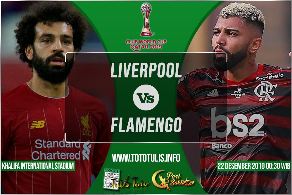 Prediksi Liverpool vs Flamengo 22 Desember 2019