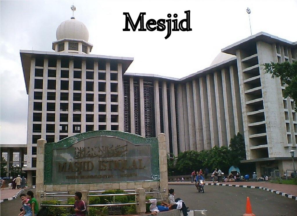 70 Koleksi Contoh Gambar Rumah Ibadah Di Indonesia HD