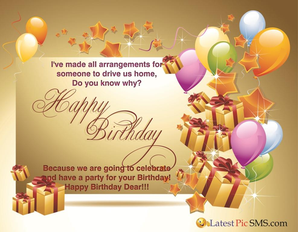 Birthday wishes Full HD Image - Best Birthday Wishes Quotes for Facebook & Whatsapp