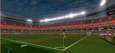 PES 6 Stadium Emirates Europa League Version 2017/2018