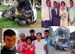 Accident In Galgamuwa 7 Killed