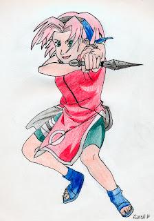 Sakura Haruno - Naruto