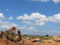 Wisata Pendulangan Intan Cempaka Kalimantan Selatan