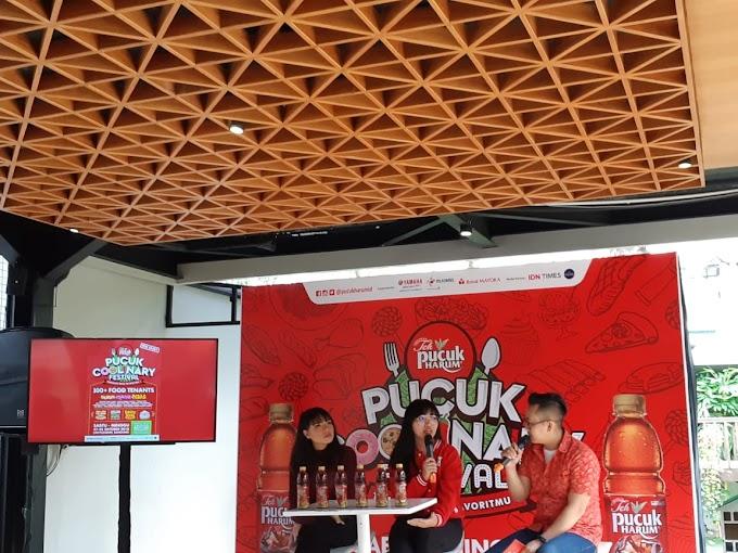 Teh Pucuk Coolinary Festival Bandung, Ragam Kenikmatan Dalam Satu Tempat Istimewa