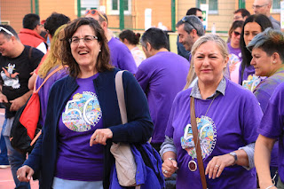 Fiesta del 50 aniversario del colegio Rontegi
