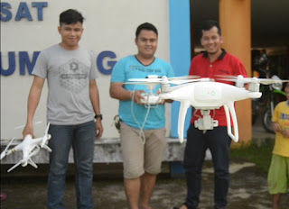 Daftar Jenis Drone Yang Cocok Untuk Pemetaan Dengan Pix4DCapture