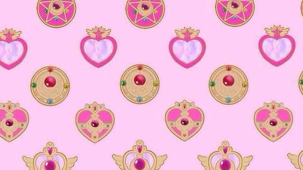 Bb 8 Cute Wallpaper Electrofriesoriental Wishtrendアルガンヘアオイル 美少女戦士セーラームーンルナ