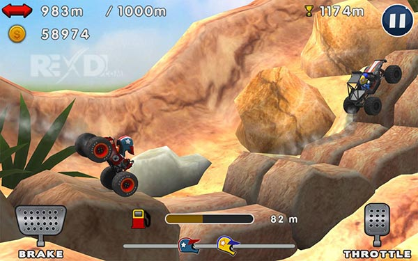 Game Offline - Mini Racing Adventures 1.7 MOD Apk