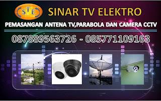Toko Jual Pasang Antena Tv Hasanah City Bogor | 0838 7494 0793