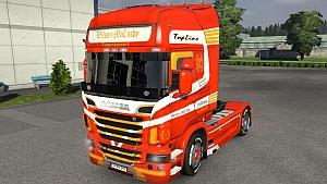Scania R Wilson McCurdy