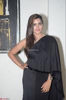 Pavani Reddy in Black Saree Sleeveless Choli ~  Exclusive 02.JPG