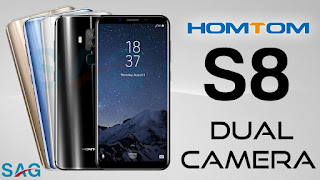 Best Smartphones 2017 | HOMTOM S8 4G Phablet specifications & price