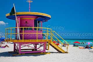 South Beach, Miami Lifeguard Station