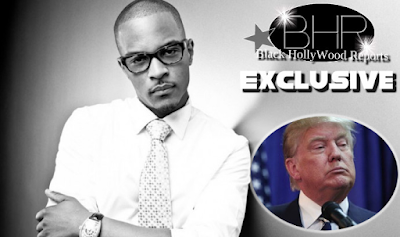 Rapper T.I. Slams Donald Trump On Social Media